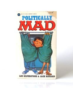 Imágen 1 del libro: POLITICALLY MAD - Usado