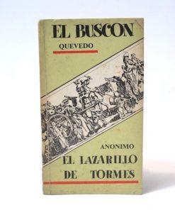 Imágen 1 del libro: Dos Novelas Picarescas: El Buscón, El Lazarillo de Tormes - Usado