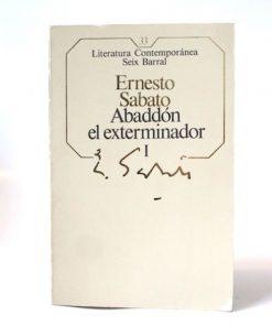 Imágen 1 del libro: Abaddón el Exterminador - Usado