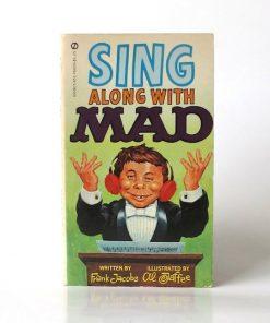 Imágen 1 del libro: SING ALONG WITH MAD – (Idioma: Inglés) - Usado