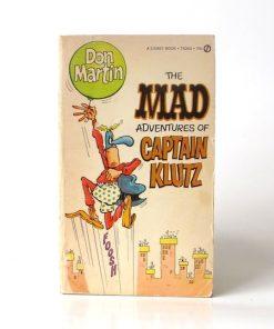 Imágen 1 del libro: THE MAD ADVENTURES OF CAPTAIN KLUTZ - Usado