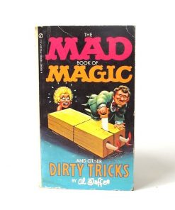 Imágen 1 del libro: THE MAD BOOK OF MAGIC AND OTHER DIRTY TRICKS - (Idioma: Inglés) - Usado