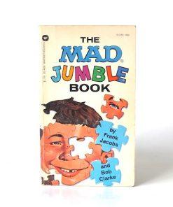 Imágen 1 del libro: THE MAD JUMBLE BOOK - (Idioma: Inglés) - Usado