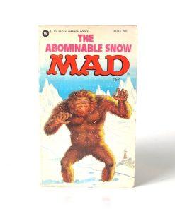 Imágen 1 del libro: THE ABOMINABLE SNOW MAD - Usado