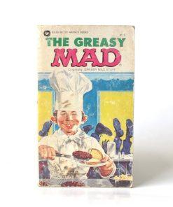 Imágen 1 del libro: THE GREASY MAD - Usado
