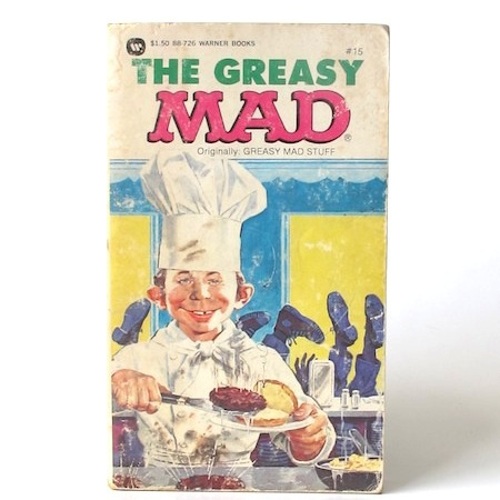 The_greasy_Mad___Warner___15___1976___Libros_antimateria