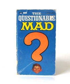 Imágen 1 del libro: THE QUESTIONABLE MAD - Usado