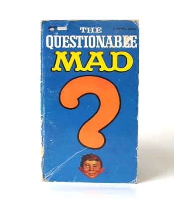 The_questionable_Mad___Signet___1967___Libros_antimateria