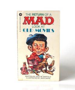 Imágen 1 del libro: THE RETURN OF A MAD LOOK AT OLD MOVIES - Usado