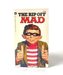 Imágen 1 del libro: THE RIP OFF MAD