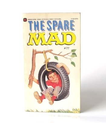 The_spare_Mad___Warner___77___1988___Libros_antimateria