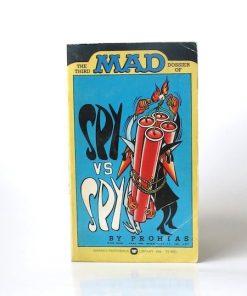 Imágen 1 del libro: THE THIRD MAD DOSSIER OF SPY VS SPY - Usado