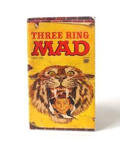 Imágen 1 del libro: THREE RING MAD - Usado