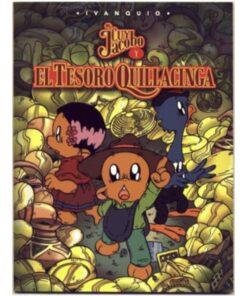 Imágen 1 del libro: El Cuy Jacobo y El tesoro Quillacinga