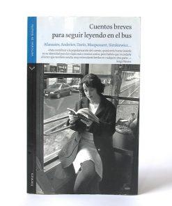 Imágen 1 del libro: Cuentos breves para seguir leyendo en el bus - Usado