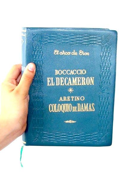 Boccaccio_Giovanni___Aretino_Pietro___El_Arco_de_eros___El_Decameron___Coloquio_de_Damas___EDAF___1961___Libros_Antimateria_1