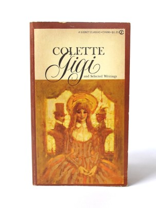 Colette_Gigi___Selected_Writings___Signet___1963___Libros_Antimateria_1