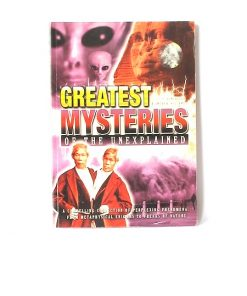 Imágen 1 del libro: Greatest Mysteries of the Unexplained - Usado