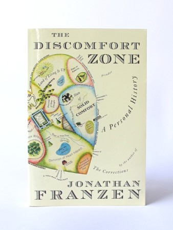 Franzen_Jonathan___The_Disconfort_zone___Picador___2006___Libros_Antimateria_1