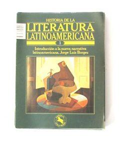 Imágen 1 del libro: Historia de la Literatura Latinoamericana