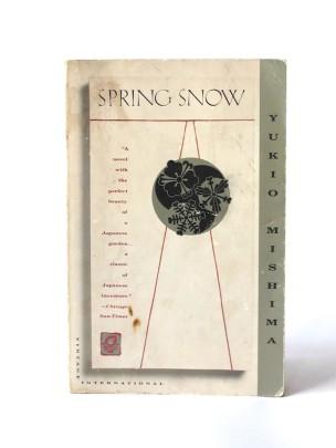 Mishima_Yukio___Spring_Snow___Vintage___1990___Libros_Antimateria_1