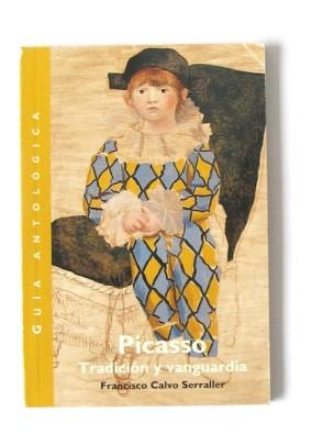 Picasso_Tradición_y_Vanguardia___TF_Editores_Fundación_Amigos_del_Museo_del_Prado___2006___Libros_Antimateria_1