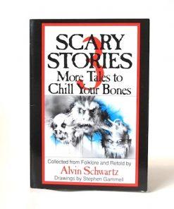Imágen 1 del libro: Scary Stories. More Tales to Chill Your Bones- Usado