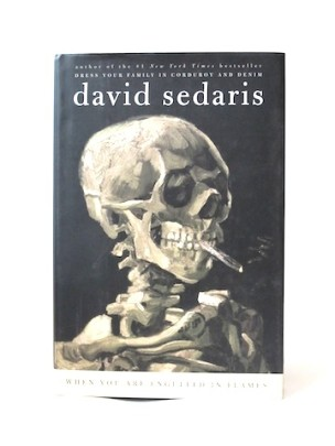 Sedaris_David___When_you_are_Engulfed_in_Flames___Litle_Brown_and_Company___2008___Libros_Antimateria!