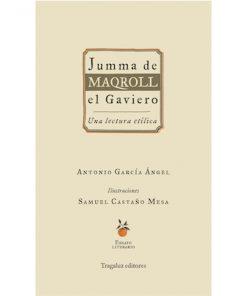 Imágen 1 del libro: Jumma de Maqroll el Gaviero