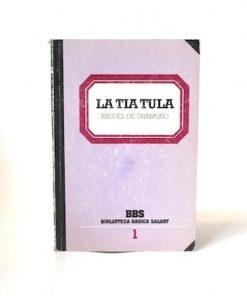 Imágen 1 del libro: La tía Tula - Usado