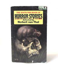 Imágen 1 del libro: The Sixth Pan Book of Horror Stories - Usado