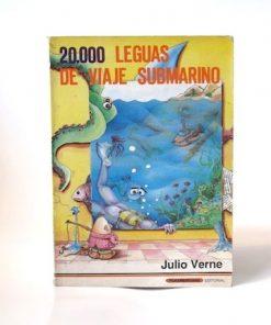 Imágen 1 del libro: 20.000 leguas de viaje submarino