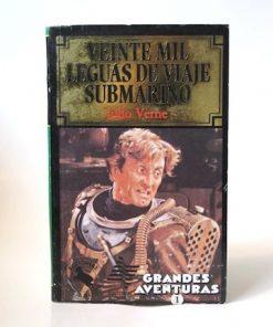 Imágen 1 del libro: Veinte mil leguas de viaje submarino