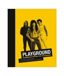 Imágen 1 del libro: Playground. Growing Up in the New York Underground
