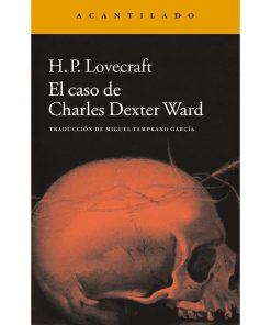 Imágen 1 del libro: El caso de Charles Dexter Ward