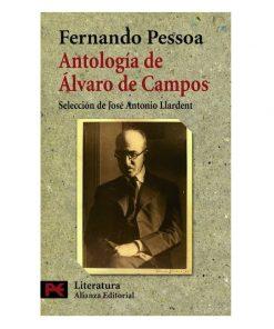 Imágen 1 del libro: Antología de Álvaro de Campos