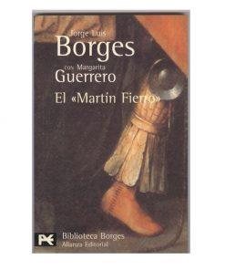 Imágen 1 del libro: El Martin Fierro