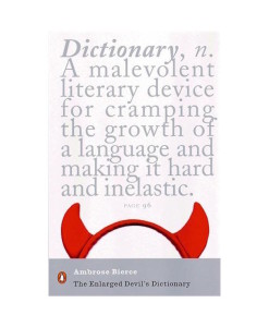 PENGUIN-UK___ENLARGED-DEVILïS-DICTIONARY-THE_Libros_Antimateria_1