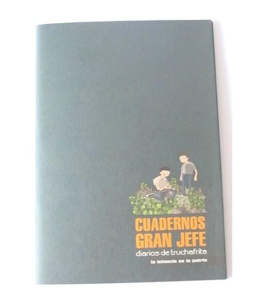 Robot___Cuadernos_Gran_Jefe_diarios_de_truchafrita_La_infancia_es_la_patria___Libros___Antimateria_1
