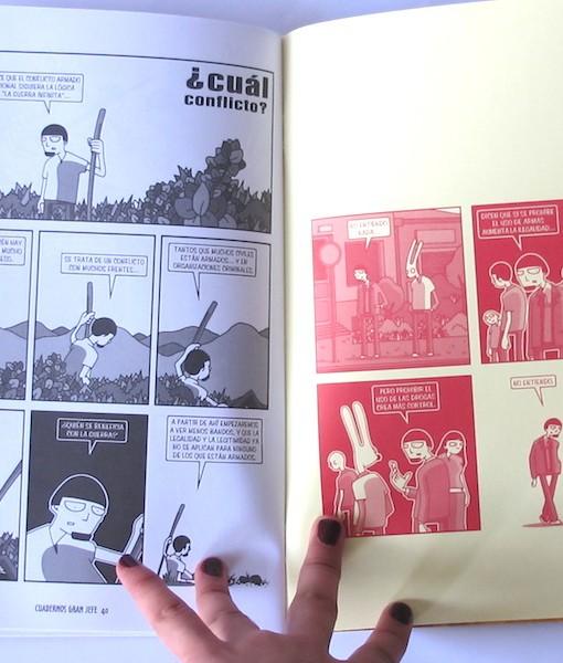 Robot___Cuadernos_Gran_Jefe_diarios_de_truchafrita_Un_país_que_da_grima___Libros___Antimateria_3