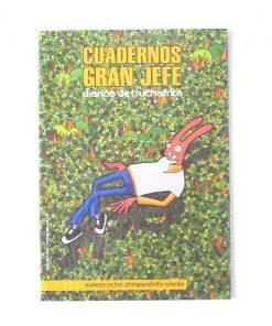 Imágen 1 del libro: Cuadernos Gran Jefe · Número ocho · Chimpandolfo silente