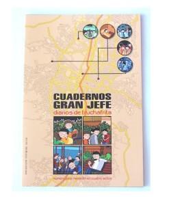 Robot___Cuadernos_Gran_Jefe_diarios_de_truchafrita_n+›mero_seis_Medell+≠n_en_cuatro_actos___Libros___Antimateria_1