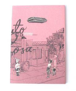Imágen 1 del libro: Luto rosa