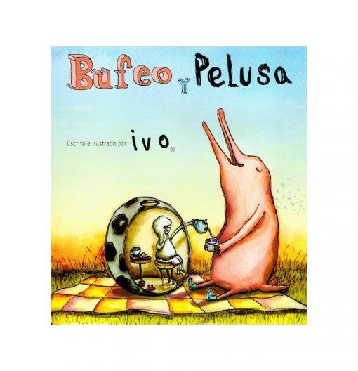 Imágen 1 del libro: Bufeo y Pelusa