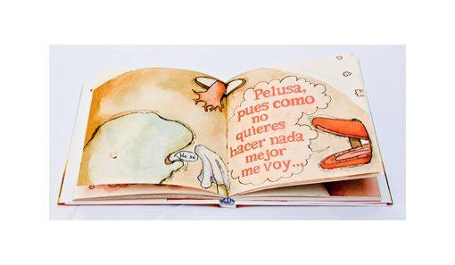 Imágen 2 del libro: Bufeo y Pelusa
