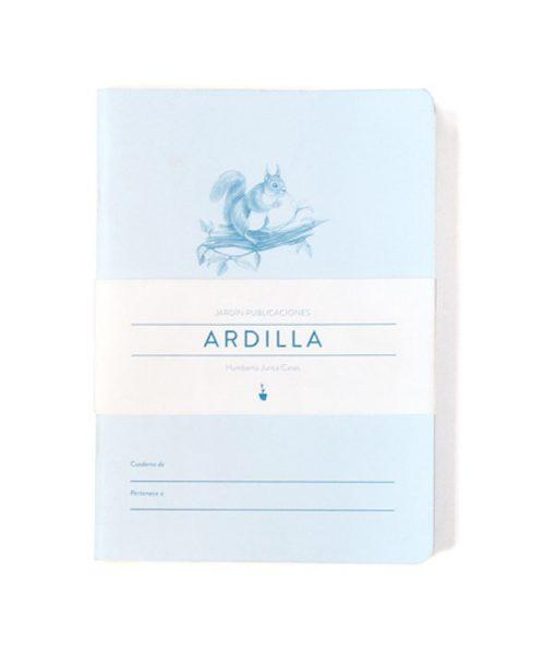 Imágen 1 del libro: Ardilla