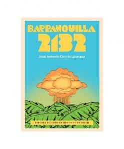 Imágen 1 del libro: Barranquilla 2132
