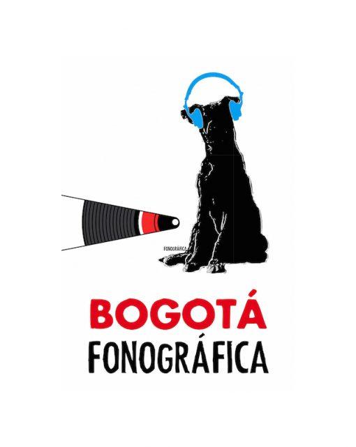 Imágen 1 del libro: Bogotá Fonográfica