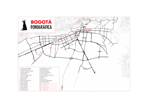 Imágen 2 del libro: Bogotá Fonográfica