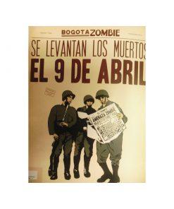 Imágen 1 del libro: Bogotá Zombie 2da edición